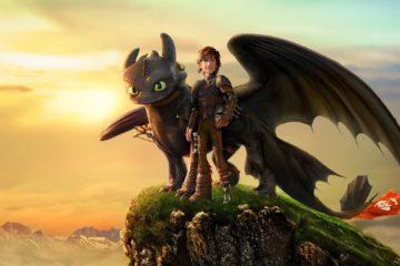 Драконы и всадники Олуха 6 сезон, постер