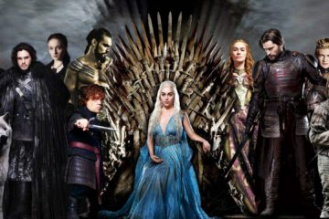 Игра престолов 9 сезон, постер