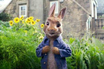 Кролик Питер 2, постер