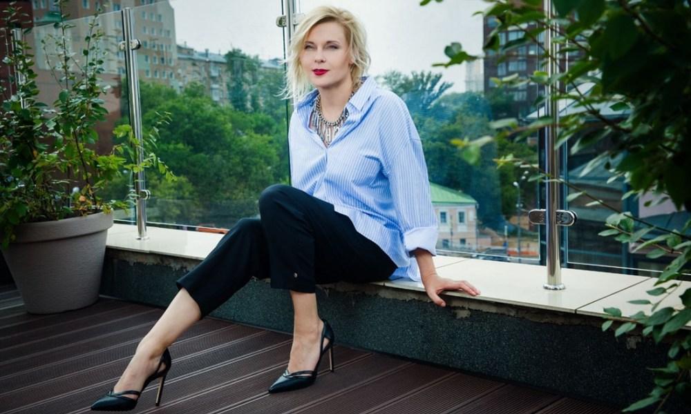 Ольга 3 сезон, актриса Яна Троянова