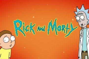 Рик и Морти 4 сезон, постер