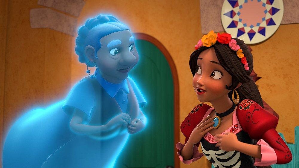 Елена – принцесса Авалора 3 сезон, кадр из мультсериала 2