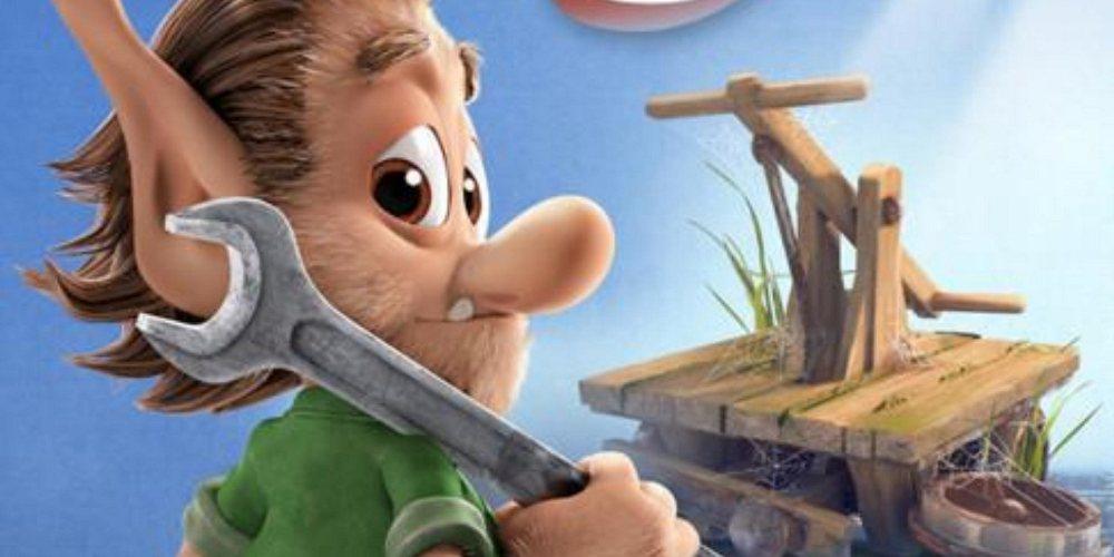 Кузя и семейка троллей 2, кадр из мультфильма
