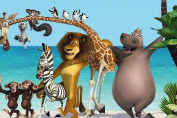 Мадагаскар 5, постер
