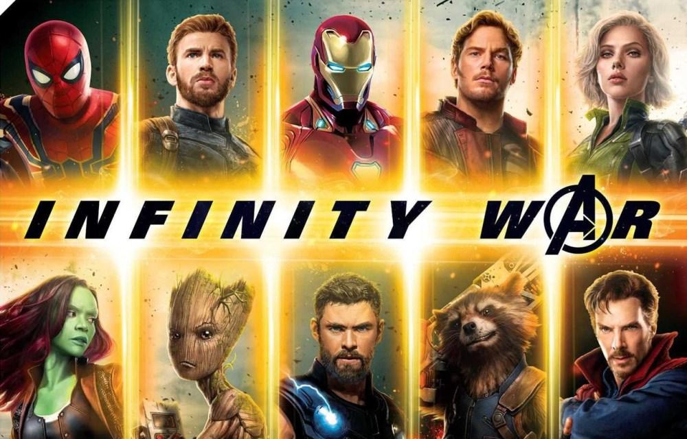 Мстители: Война бесконечности, актёры
