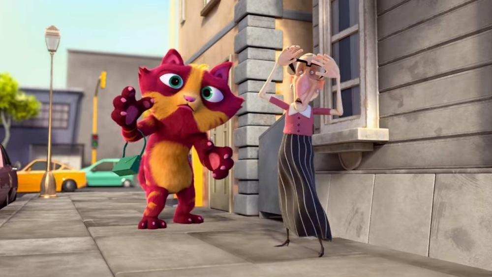 Плюшевый монстр 2, кадр из мультфильма