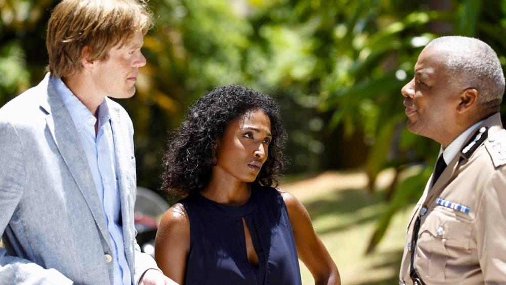 Смерть в раю 8 сезон, кадр из сериала