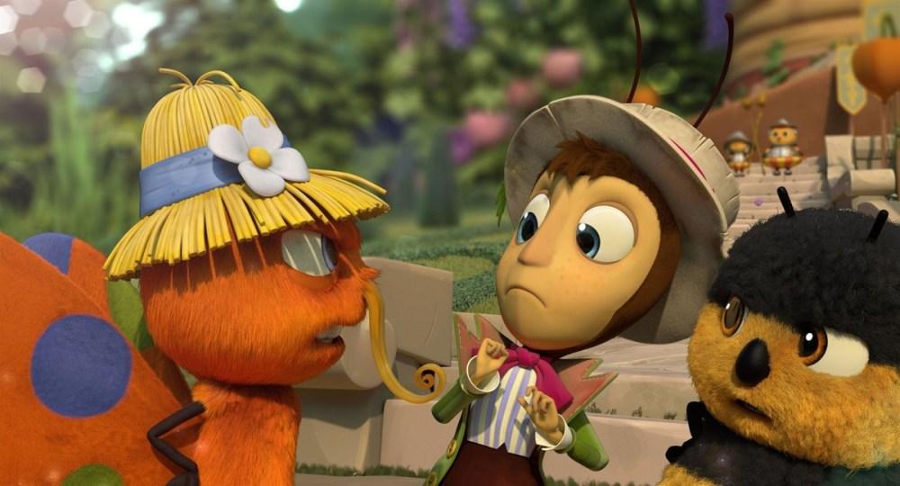 Тайная жизнь насекомых 2, кадр из мультфильма 2