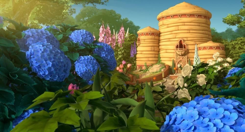 Тайная жизнь насекомых 2, кадр из мультфильма 3