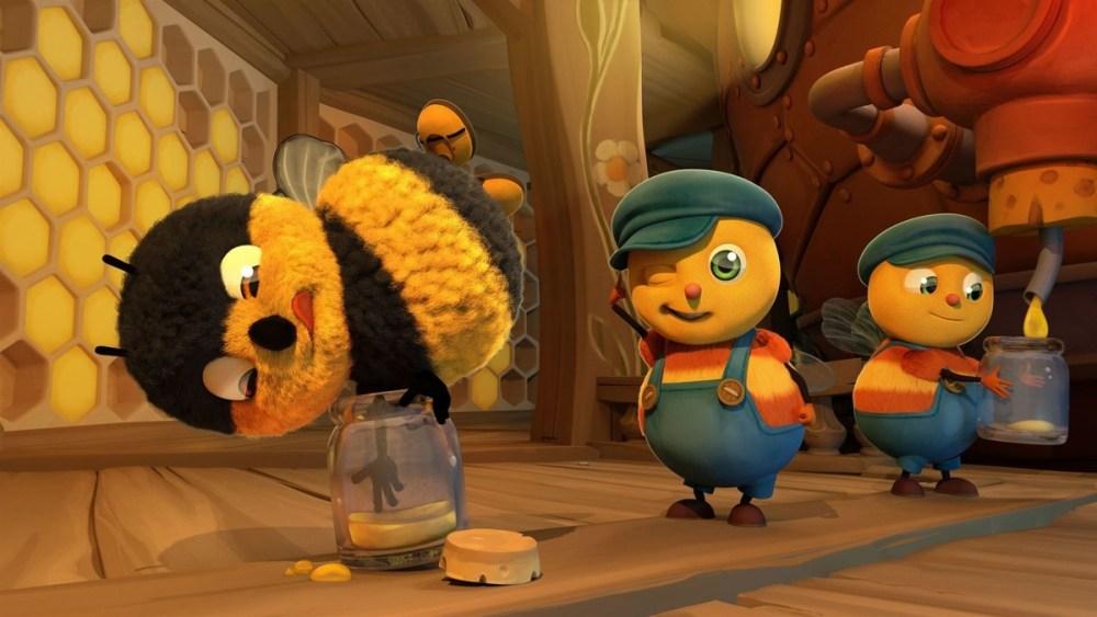 Тайная жизнь насекомых 2, кадр из мультфильма