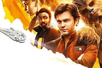 Хан Соло. Звёздные войны: Истории, постер