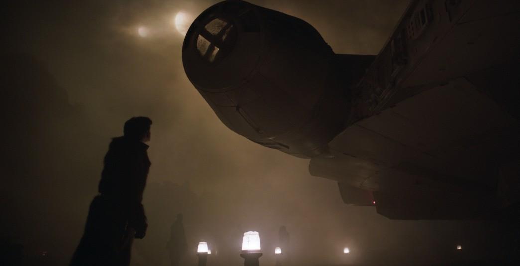 Хан Соло. Звёздные войны: Истории, кадр из фильма 3