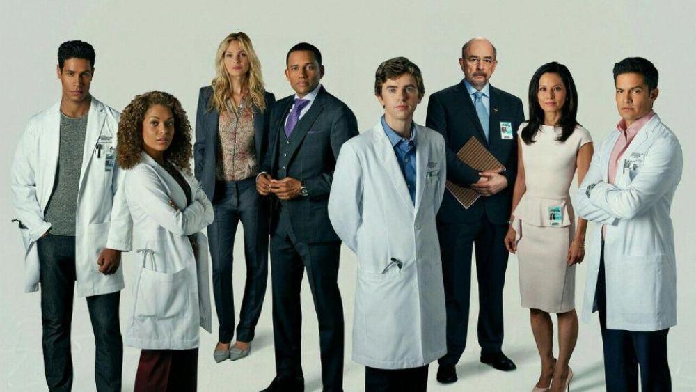 Хороший доктор 2 сезон, актёры