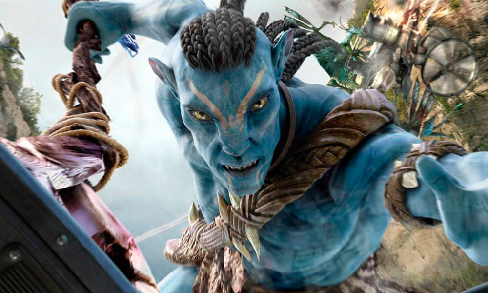 Аватар 2, кадр из фильма