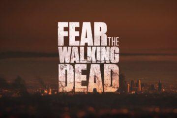 Бойтесь ходячих мертвецов 5 сезон, постер