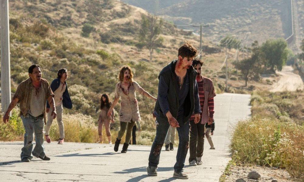 Бойтесь ходячих мертвецов 5 сезон, кадр из сериала 3