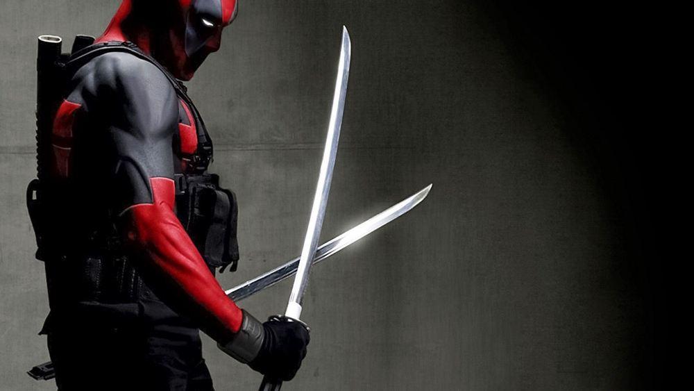 Дэдпул 3, с мечами