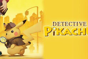 Детектив Пикачу, постер