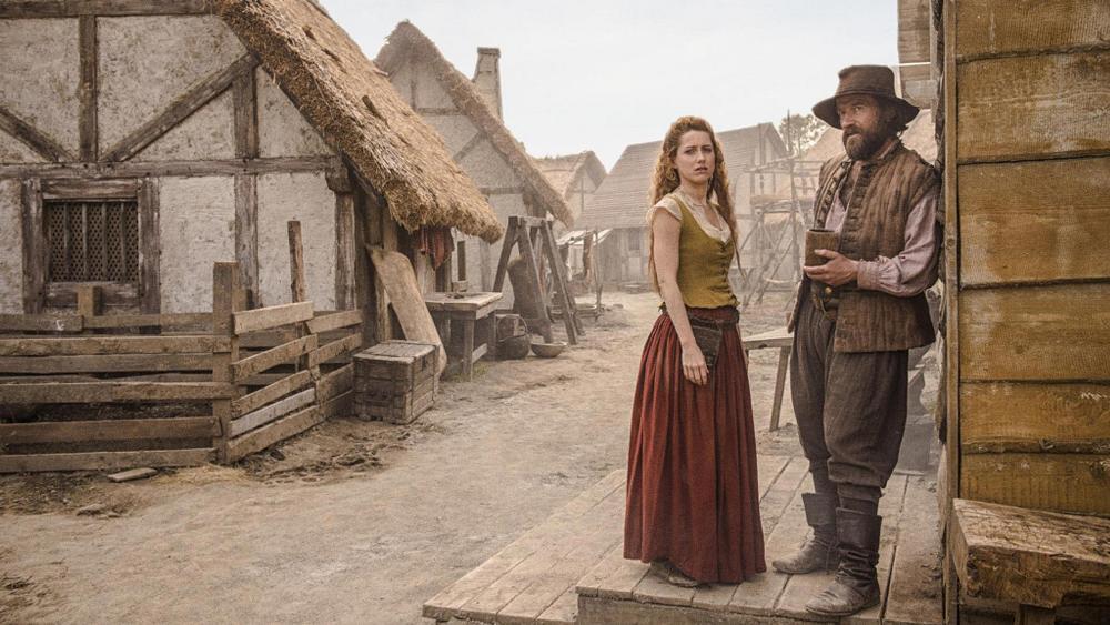 Джеймстаун 3 сезон, кадр из сериала