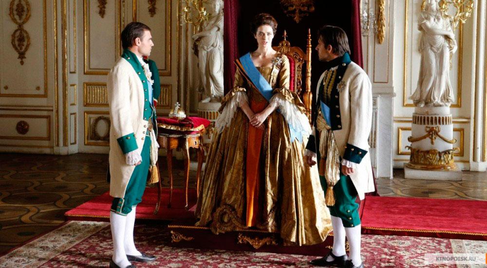 Екатерина 3 сезон, кадр из сериала
