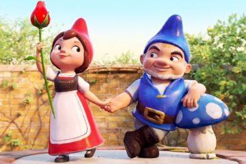 Гномео и Джульетта 3, постер