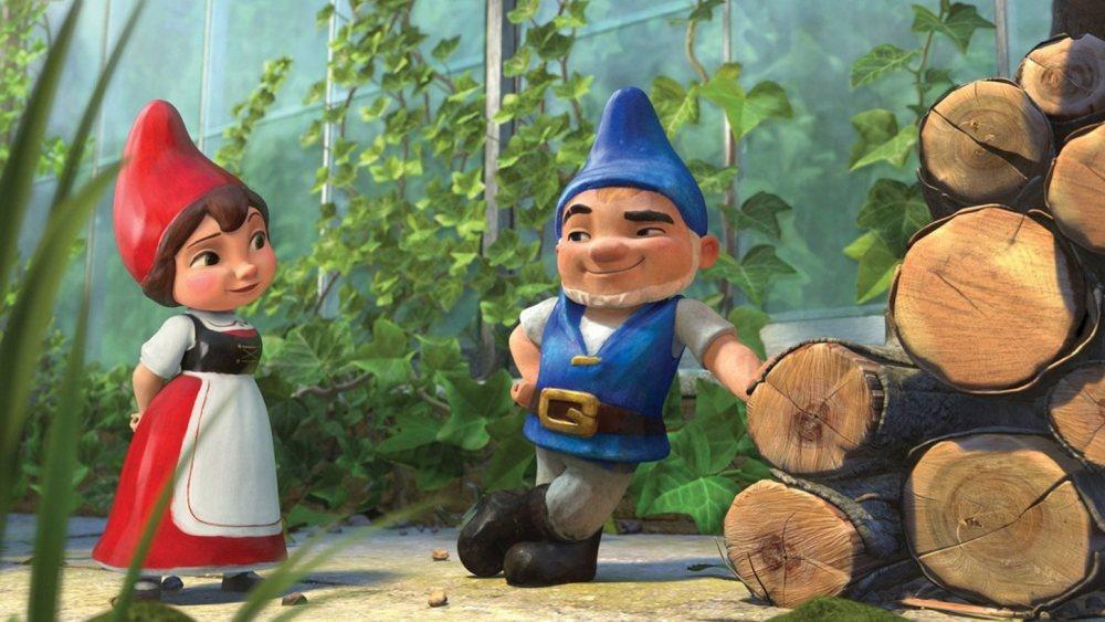 Гномео и Джульетта 3, кадр из мультфильма 3