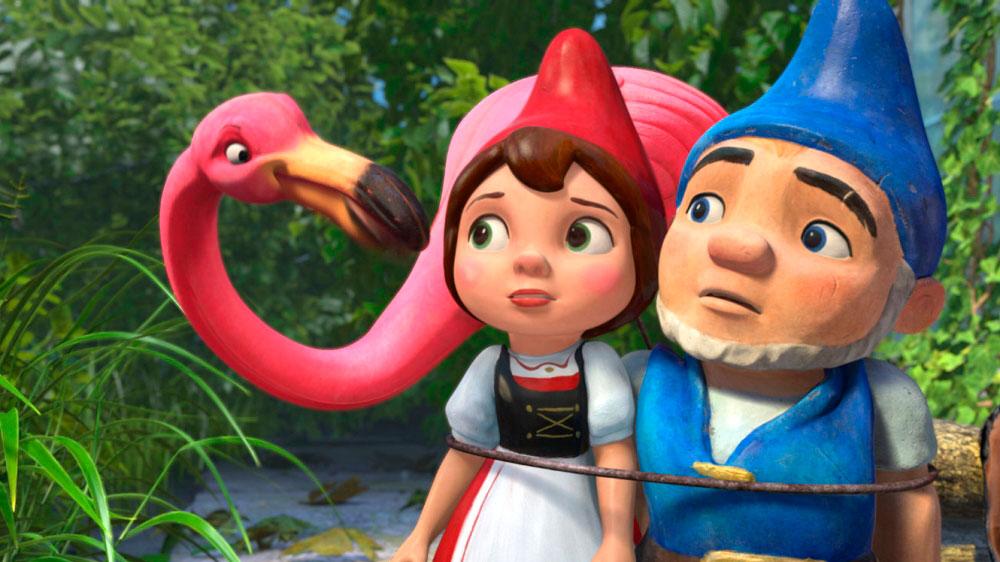 Гномео и Джульетта 3, кадр из мультфильма