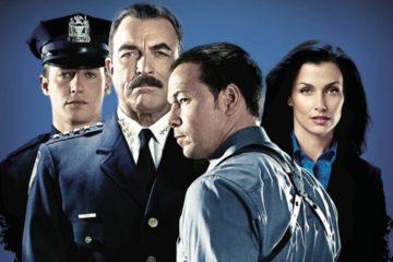 Голубая кровь 9 сезон, постер