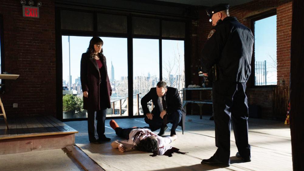Голубая кровь 9 сезон, кадр из сериала