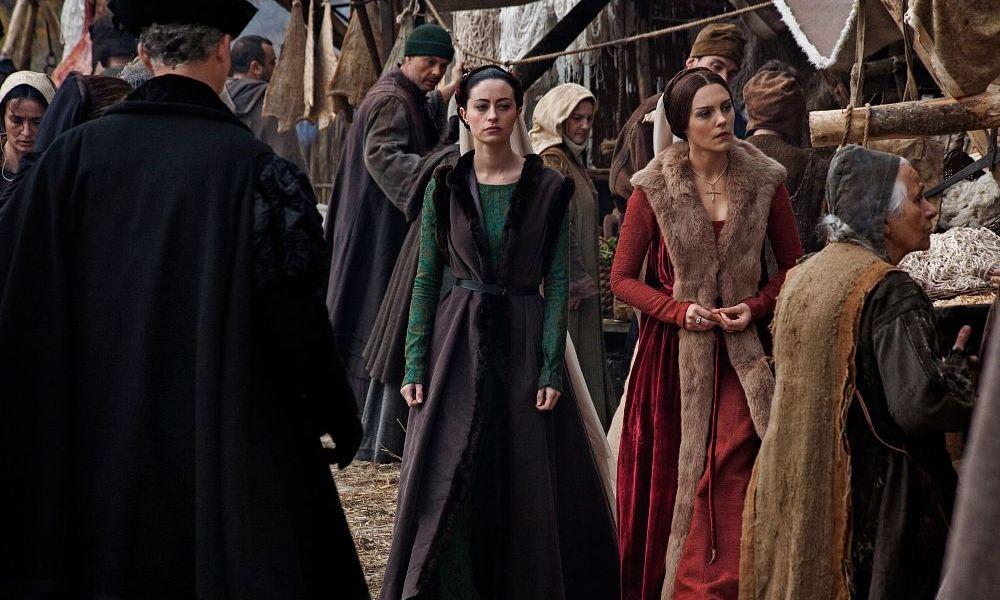 Медичи: Повелители Флоренции 2 сезон, кадр из сериала 3