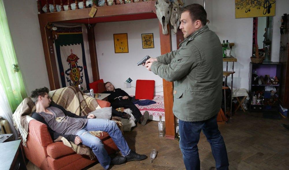 Невский 4 сезон, кадр из сериала 2