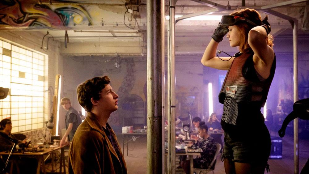 Первому игроку приготовиться 2, кадр из фильма