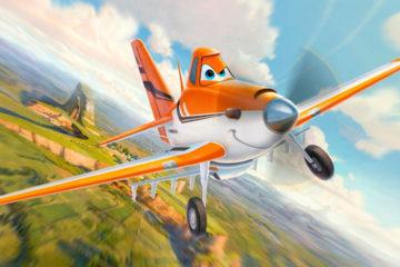 Самолеты 3, Постер