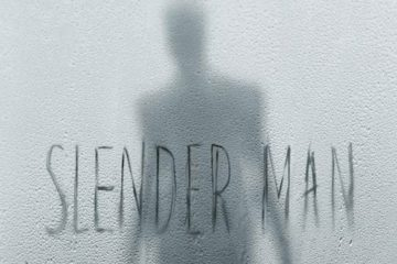 Слендермен, постер