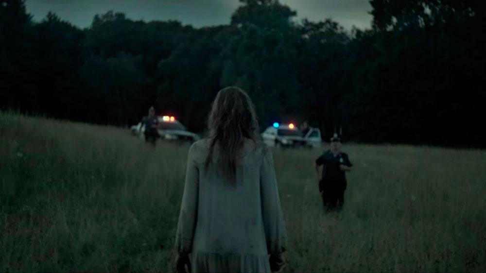 Слендермен, кадр из фильма 3