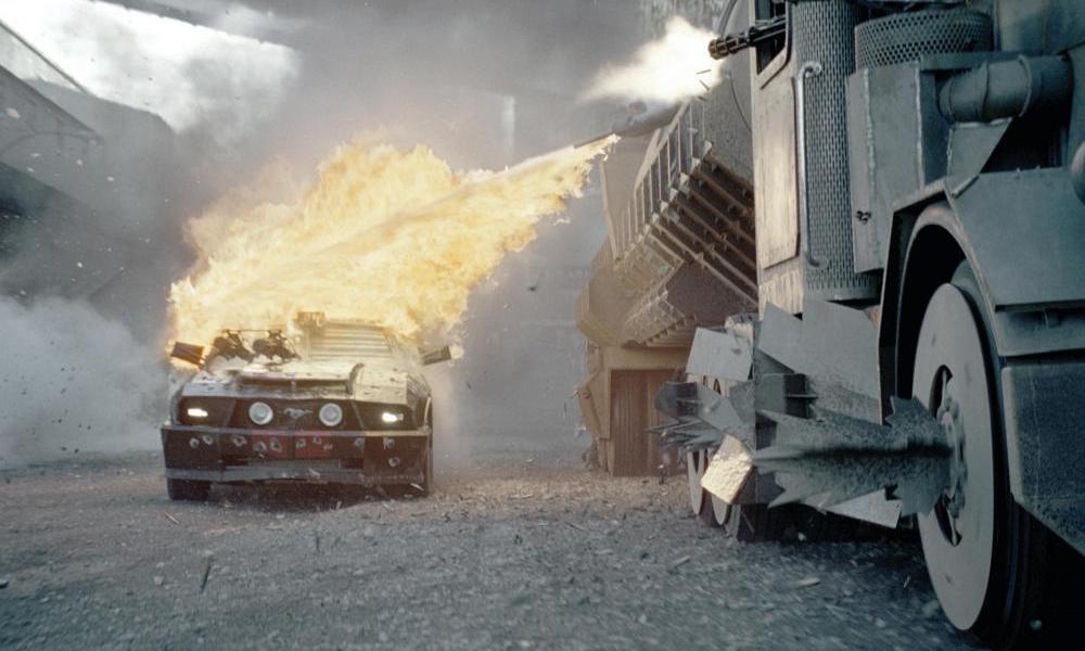 Смертельная гонка 5, кадр из фильма