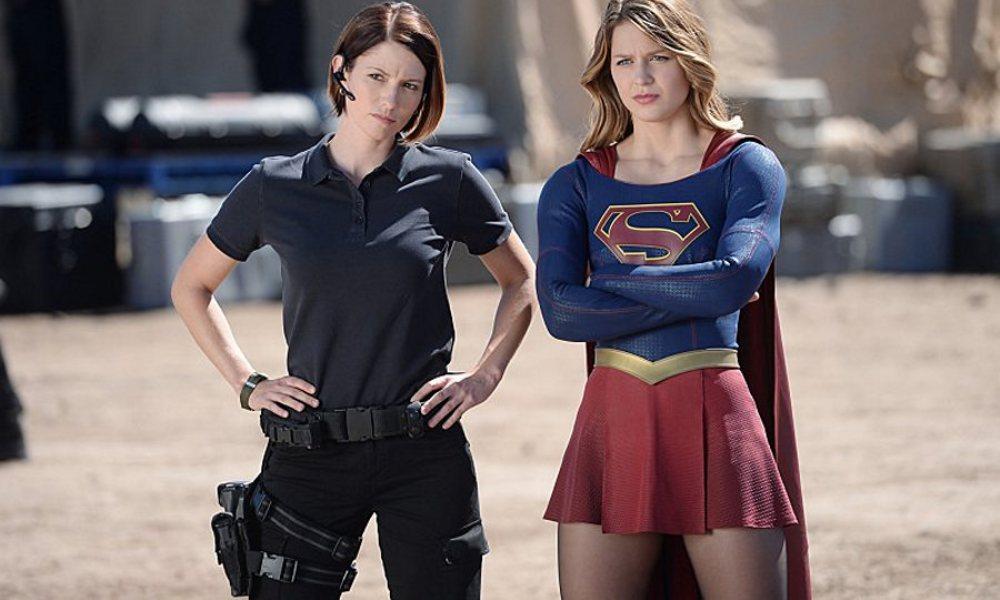 Супергёрл 4 сезон, кадр из сериала