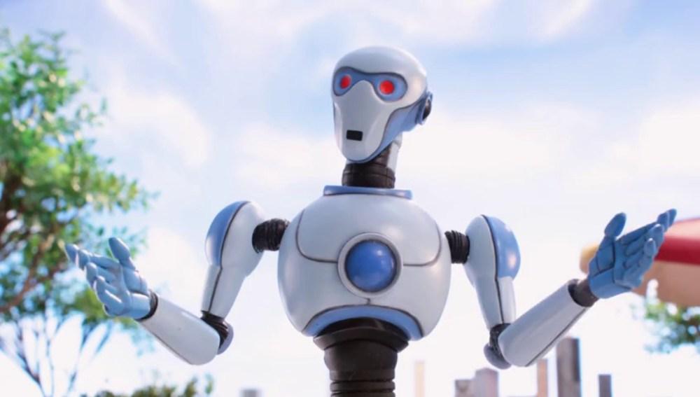 Суперособняк 3 сезон, кадр из мультсериала