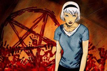 Ужасающие приключения Сабрины, постер