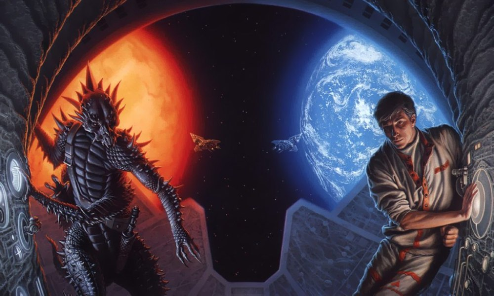 Гиперион 1 сезон, кадр из сериала