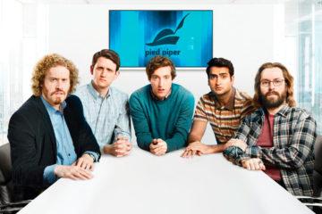 Кремниевая (Силиконовая) долина 6 сезон, Постер