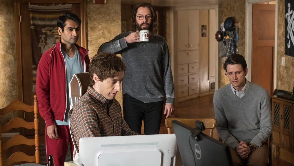 Кремниевая (Силиконовая) долина 6 сезон, кадр из сериала