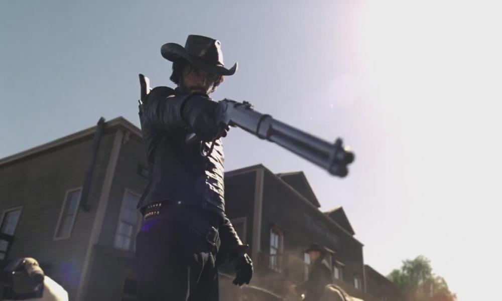 Мир Дикого Запада 3 сезон, кадр из сериала