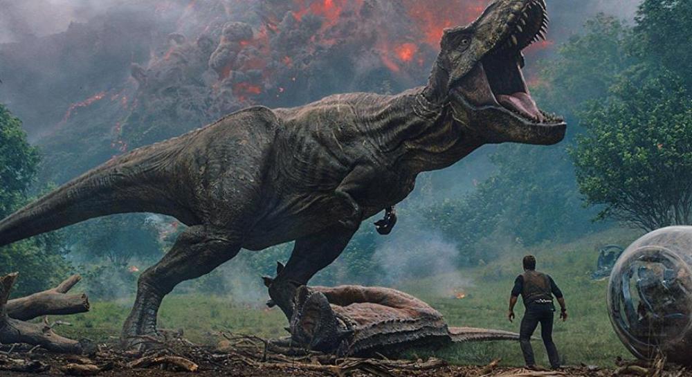 Мир Юрского периода 3, Тиранозавр Рекс