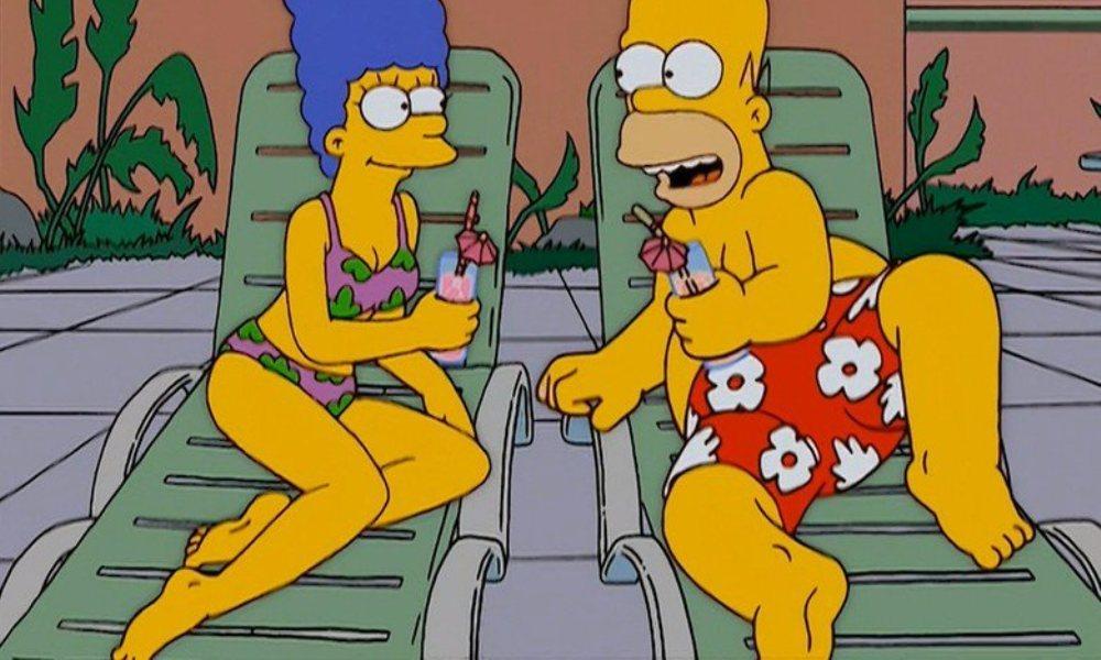 Симпсоны 30 сезон, кадр из мультсериала 2