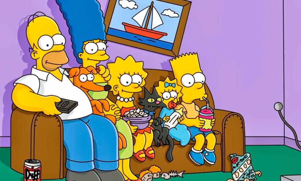 Симпсоны 30 сезон, кадр из мультсериала