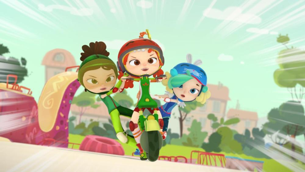 Сказочный патруль 2 сезон, кадр из сериала 2