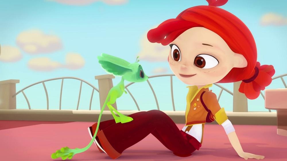 Сказочный патруль 2 сезон, кадр из сериала