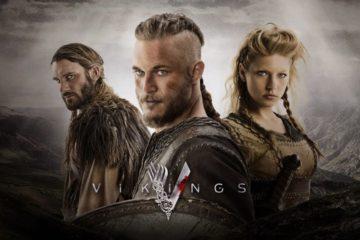 Викинги 7 сезон, постер