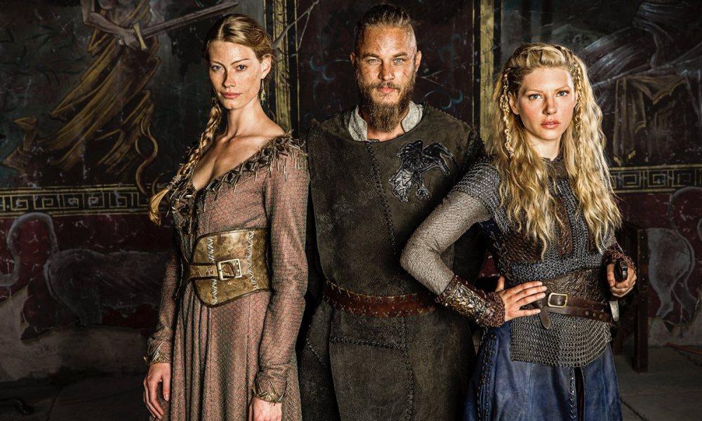 Викинги 7 сезон, главные герои